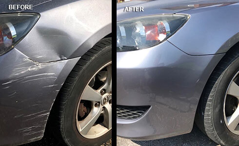 Body and Paint Work Repair