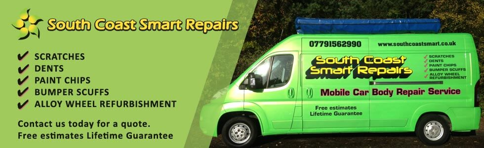 South COast Smart Repairs - Southampton, Hampshire